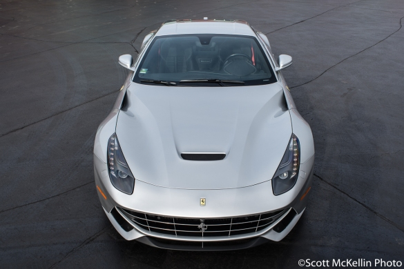 Silver F12 Front