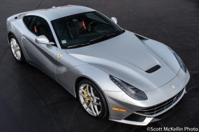 Silver F12 Front 3/4